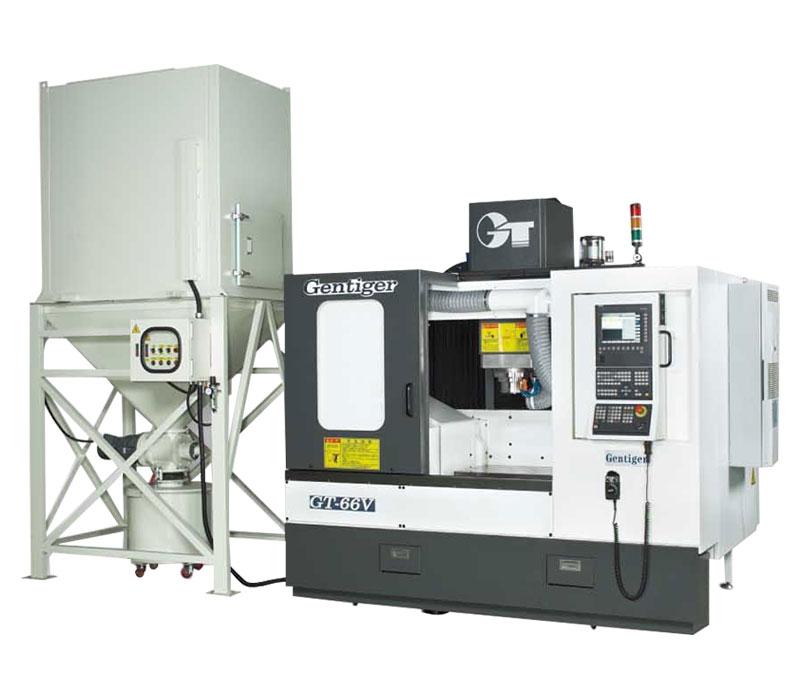 graphite-machining-machine